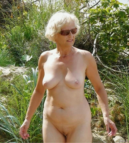 Have Nude oma not so