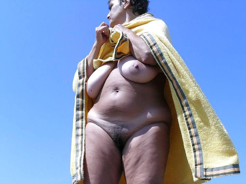 Dicke nudisten