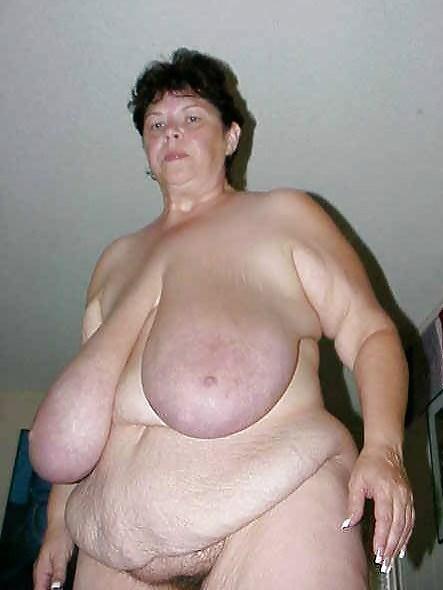 Alte grosse titten