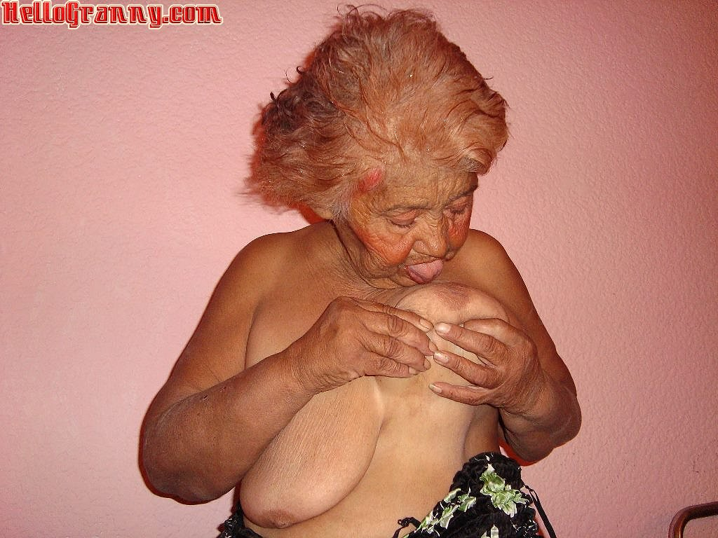 Latina Old Lady Young Girl