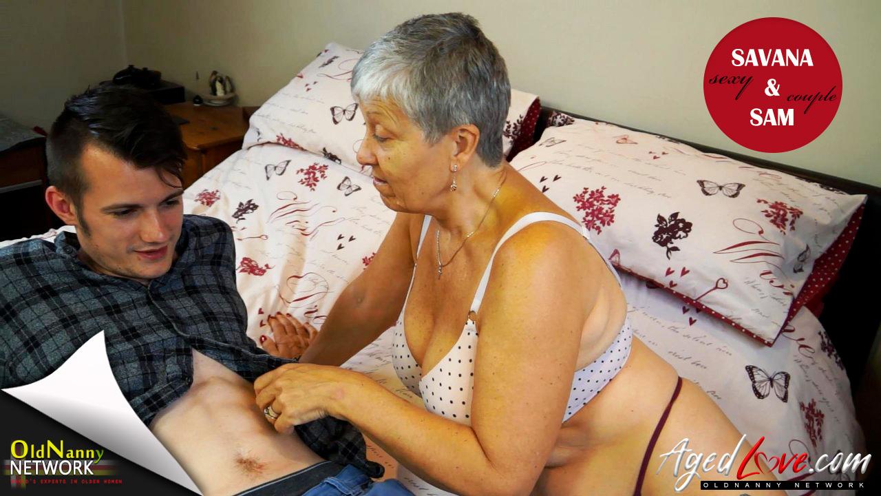 junger mann fickt oma