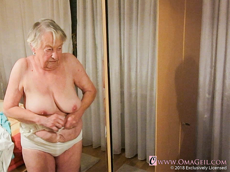 Oma Agnes von Omageil