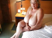 Amateur MILF im Hotel