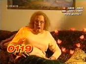 LUISE KOSCHINSKY Alte Oma wartet auf Deinen Anruf